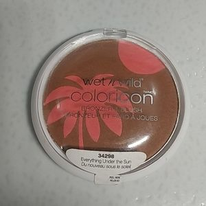 Wet N Wild Coloricon Bronzer and Blush